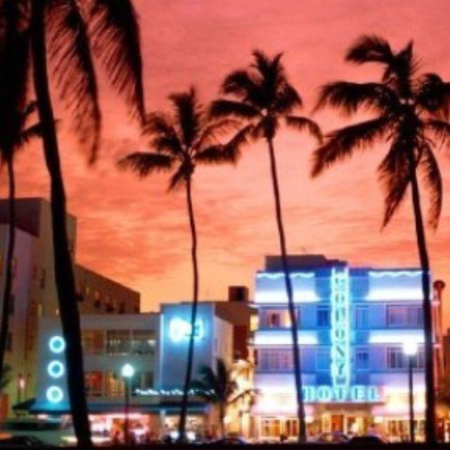 South Beach Miami, South Beach