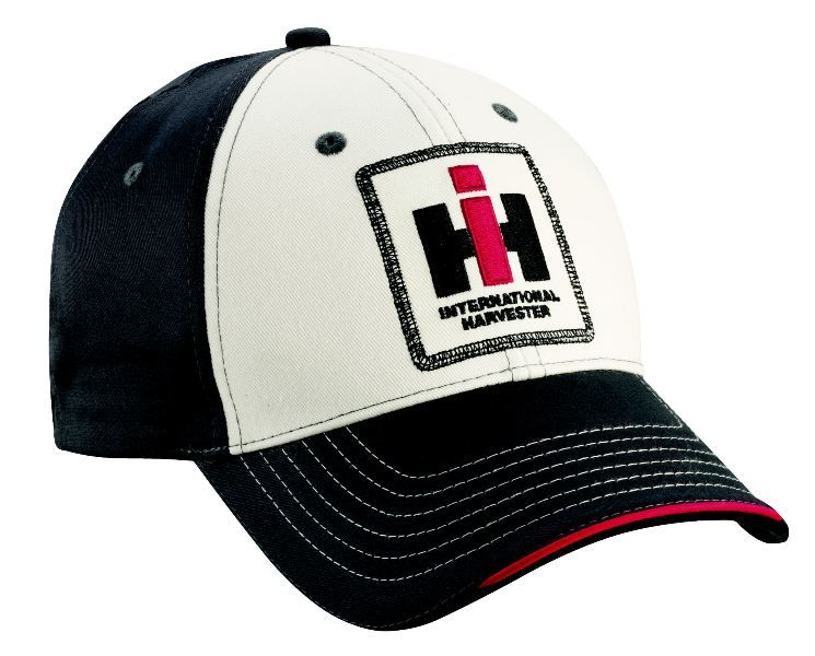 International Harvester Logo Patch Cap  82a7a5345ca1