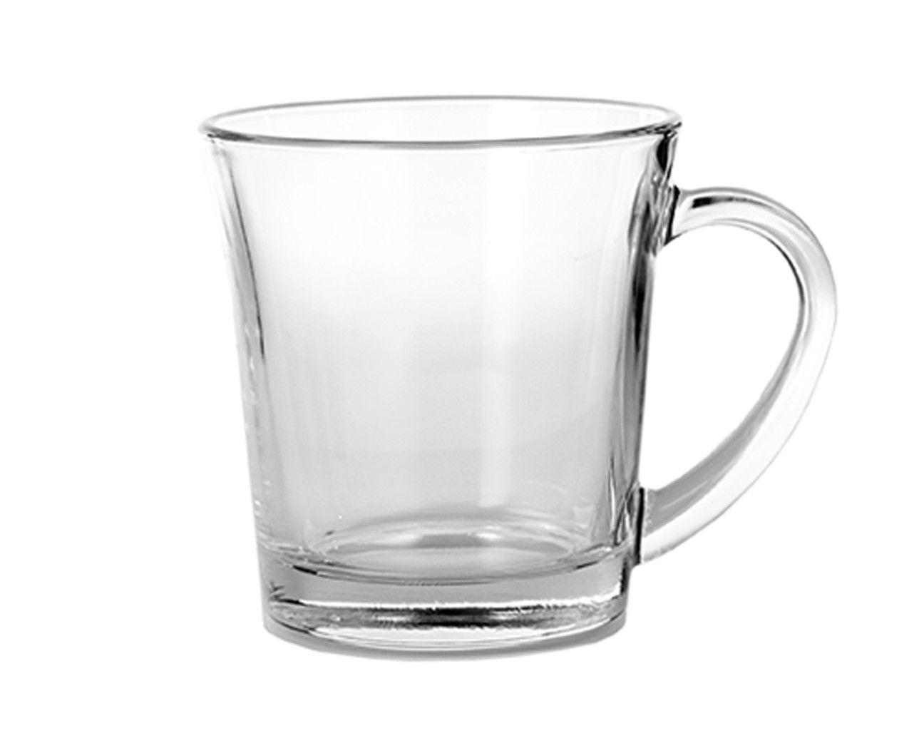 GLASS COFFEE/LATTE MUG-14.5OZ - New | Stokes Inc. Canada\'s Online ...
