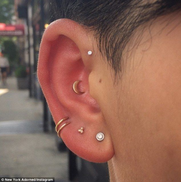 FEMAIL gets the scoop on constellation ear piercing