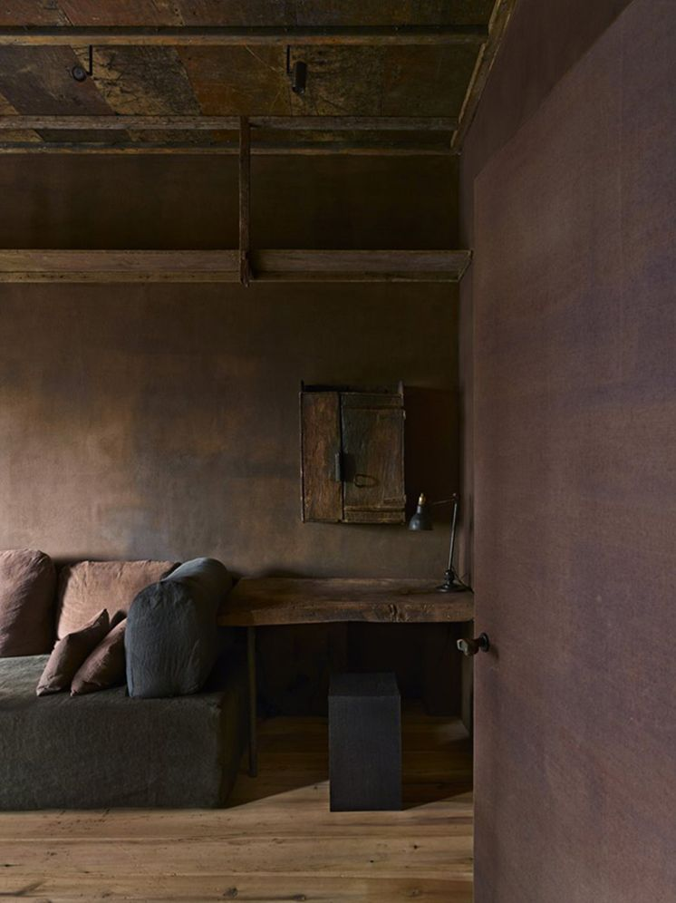 Est-Magazine-the-greenwich-hotel-penthouse - Axel Vervoordt - Tatsuro Miki