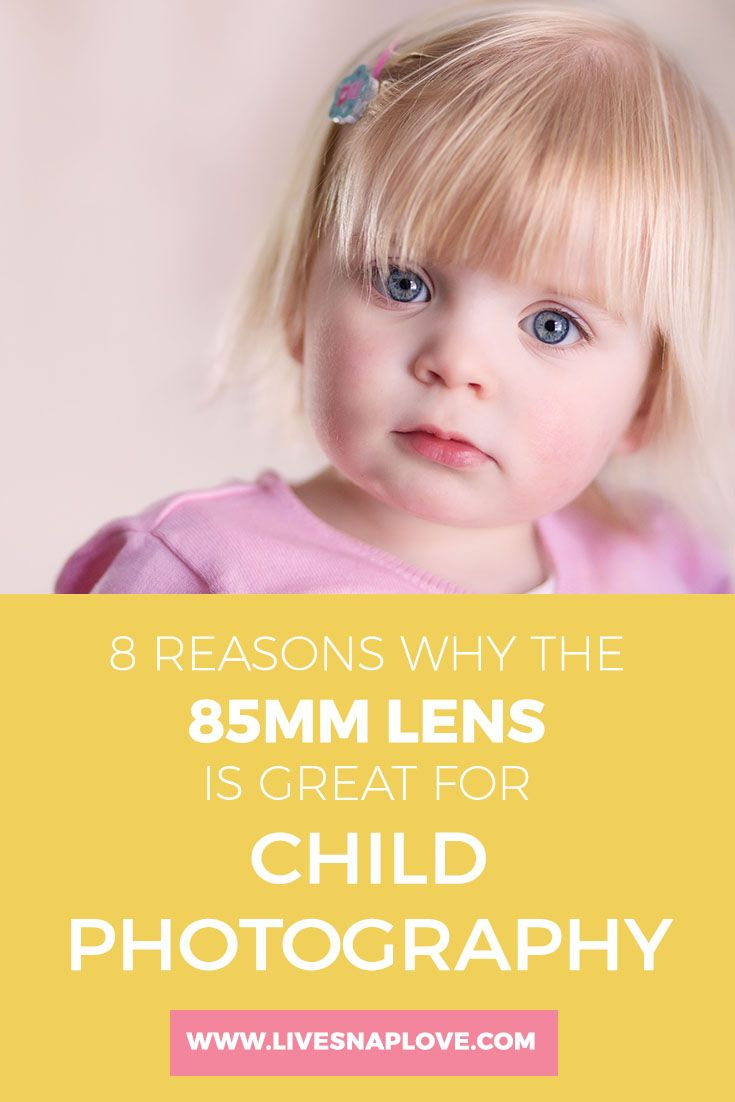 8 Reasons Why The 85mm Is My Favourite Lens For Child