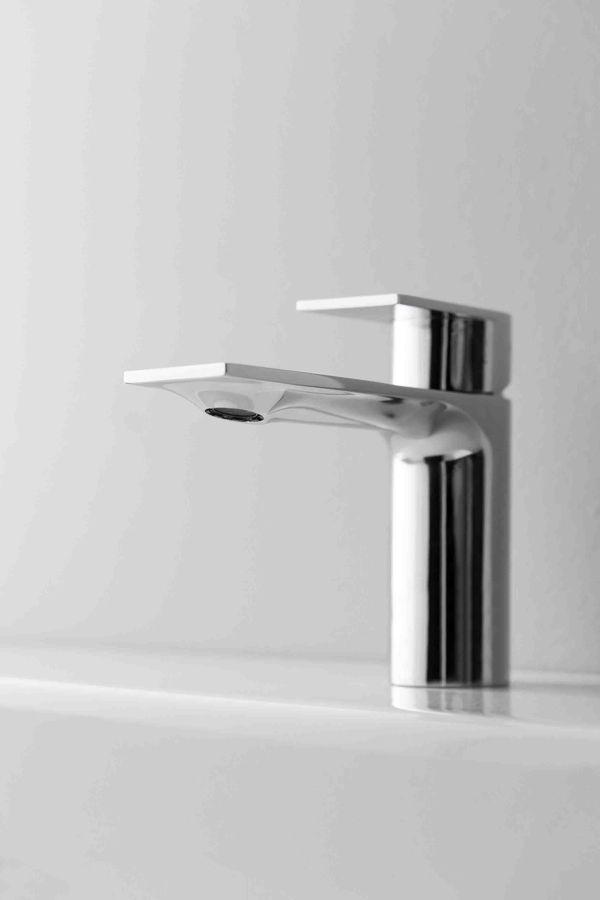 Marco Pisati | Treemme Rubinetterie | Ran Single-lever Basin Mixer ...