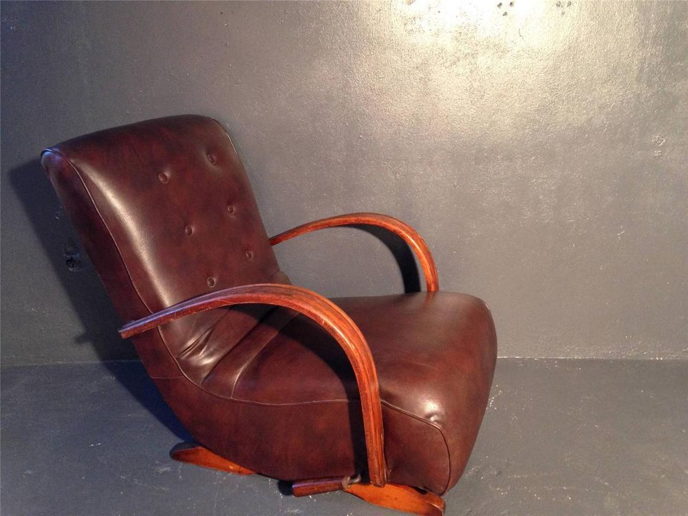 Stunning Vintage Art Deco Armchair Club Chair 1930s
