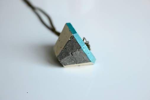 Na_Beton / Concrete necklase