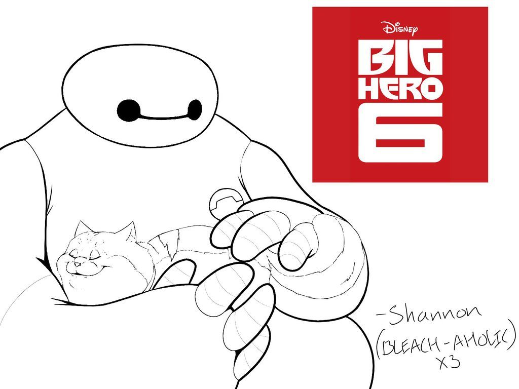 My Gawd Its Been Forever Since Ive Actually Uploaded Something So I Saw Big Hero 6 Yesterday