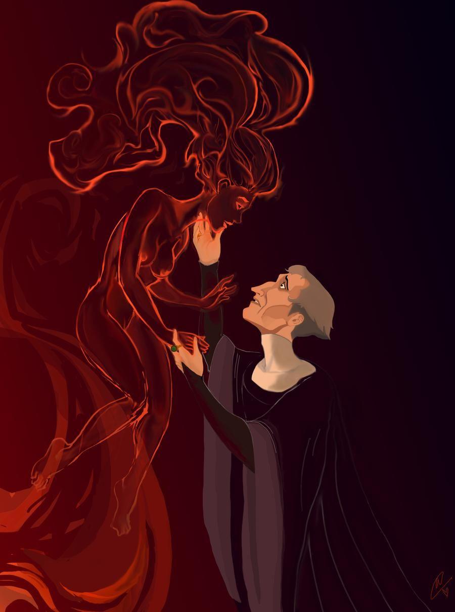 This burning Desire by ATxCustomArt on DeviantArt