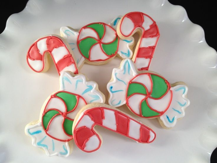 christmas cookies and candy | Christmas Candy Cookies! | Pink Magnolia...southern and sweet!