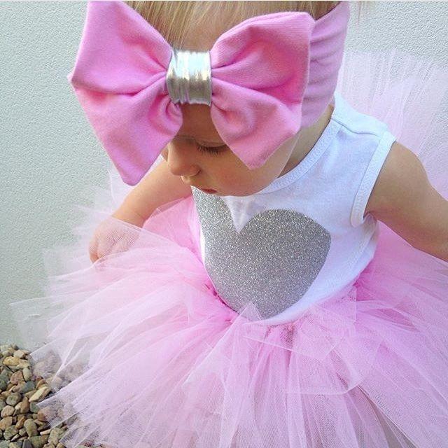 198417e30 Resultado de imagen para bebes con tutus | niñas | Vestido infantil ...