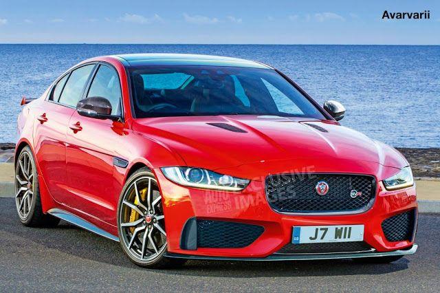 Jaguar Set To Take On Bmw M3 With Xe Svr Jaguar Xe New Jaguar Bmw