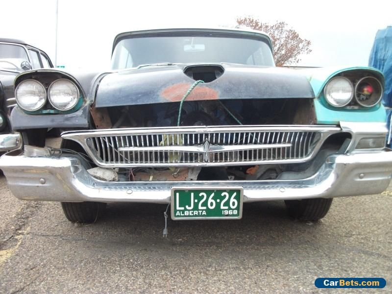 1958 Ford Other #ford #other #forsale #canada | Cars for Sale ...