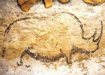 Grotte de Rouffignac - visite - images | Les eyzies, Grotte, Peinture préhistorique
