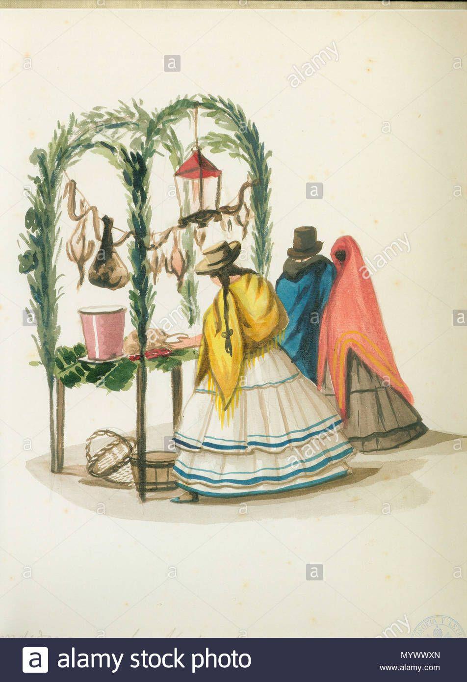 Tapada limeña - Buscar con Google (con imágenes)   Limeña, Tapas, Acuarela