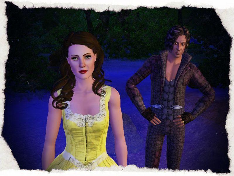Belle- Emilie de Ravin | Nooboo's Blog