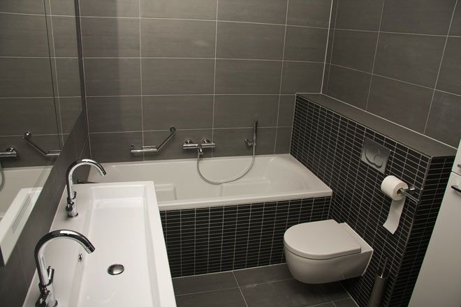 17 Best images about Badrum on Pinterest | White tile bathrooms ...