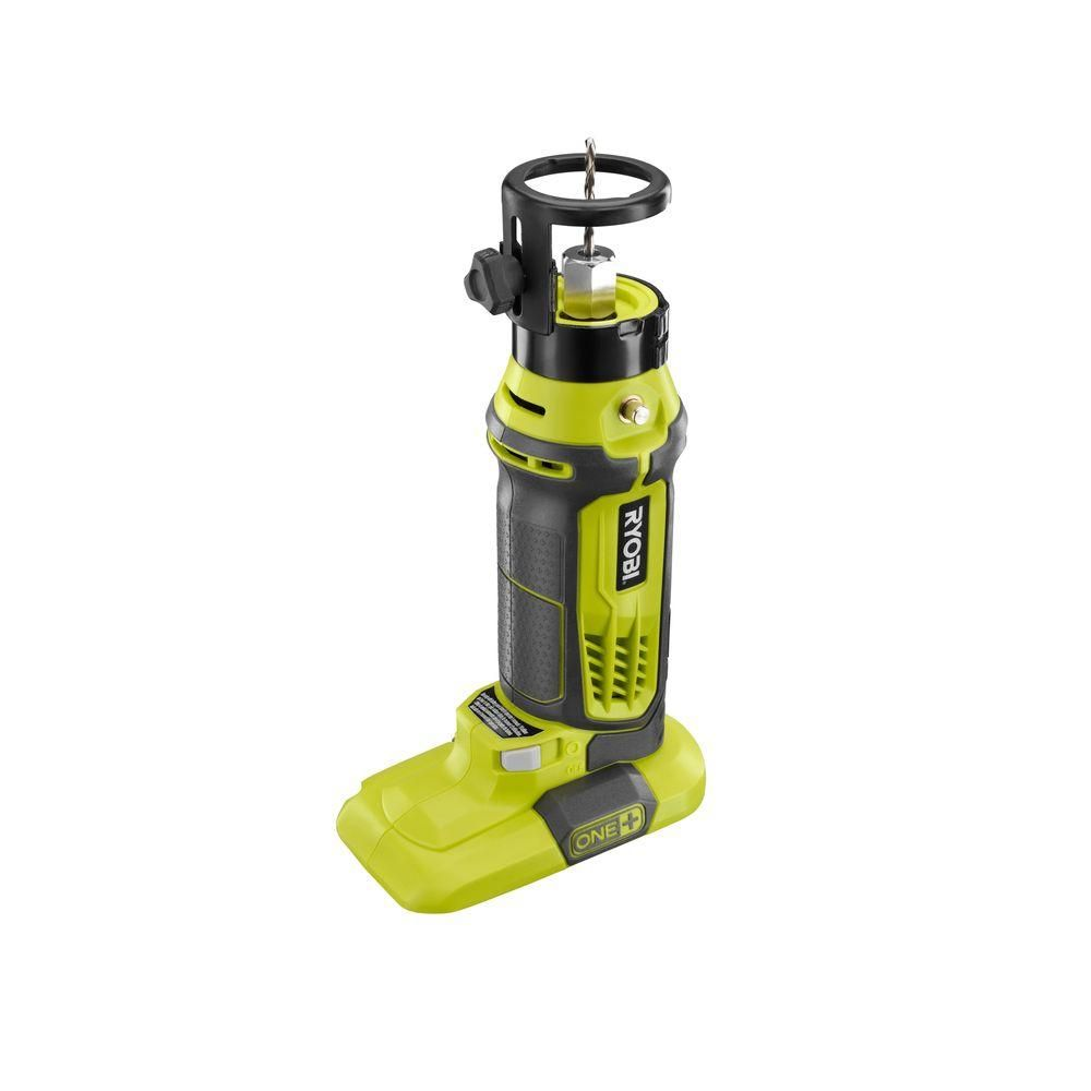 RYOBI 18-Volt ONE+ SPEED SAW Rotary Cutter (Tool Only) | Tools