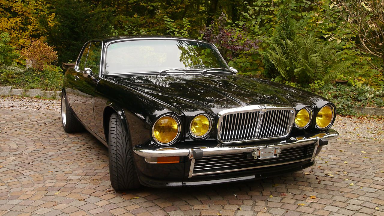 Jaguar Xj Coupe   Google Search