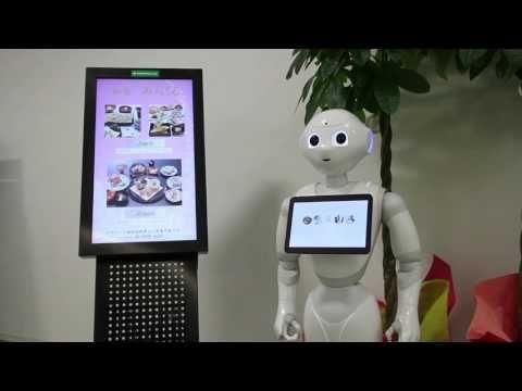 Pepper(ペッパー)おしゃべり動作設定アプリ - Smart at robo の機能紹介