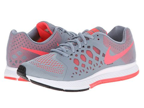 online store 4a75f 384fa Nike Zoom Pegasus 31 Magnet Grey Hyper Punch - Zappos.com Free Shipping  BOTH Ways
