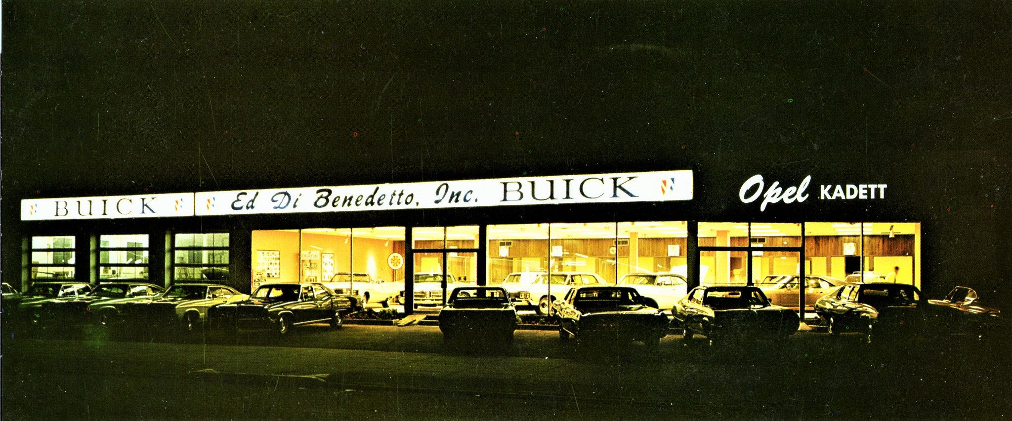 Ed Di Benedetto Buick Bayside Ny 1969 Buick New Car Smell