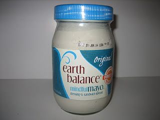 Earth Balance mayo...looks like mayo, smells like mayo, tastes like mayo, and spreads like mayo. A great product! Only downside, it expires much sooner than real mayo.