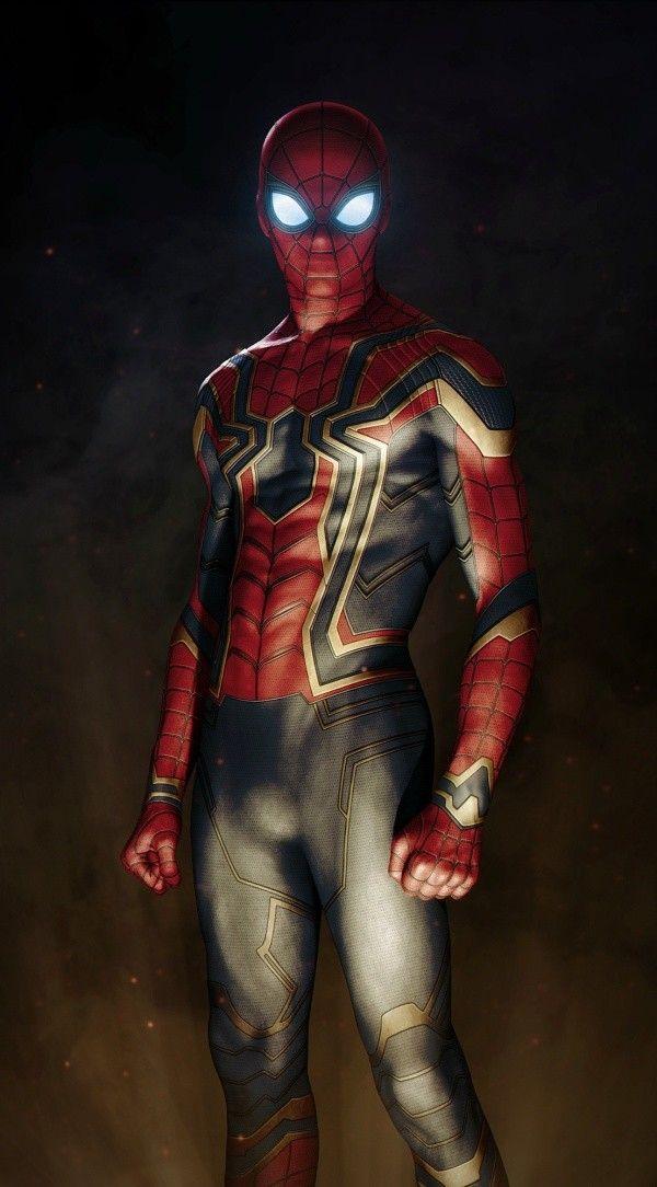 Pin by lldq on Imagine Iron spider suit, Spiderman, Iron