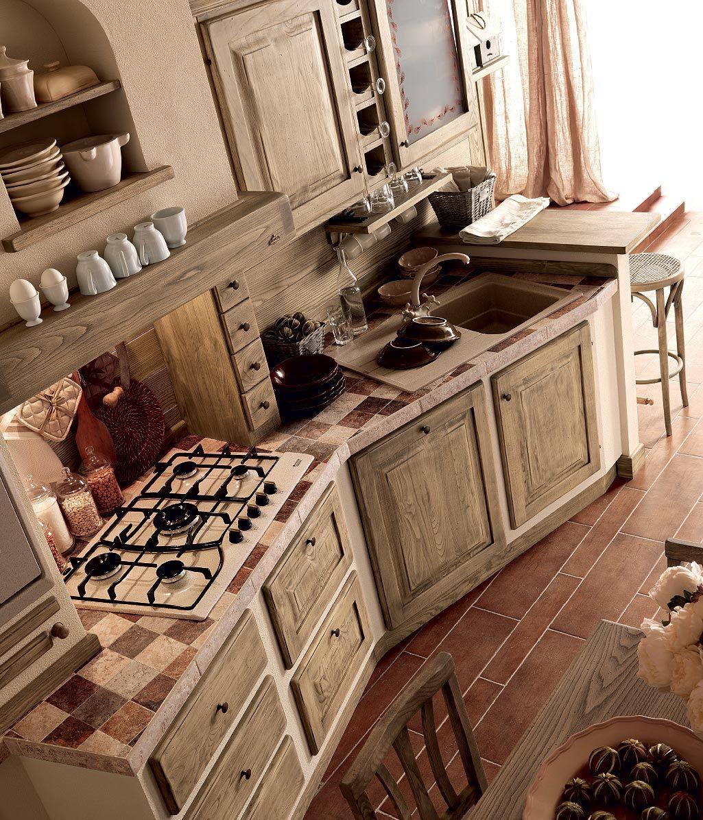 Cucine in finto muro - Zappalorto | Cucine in muratura | Pinterest ...