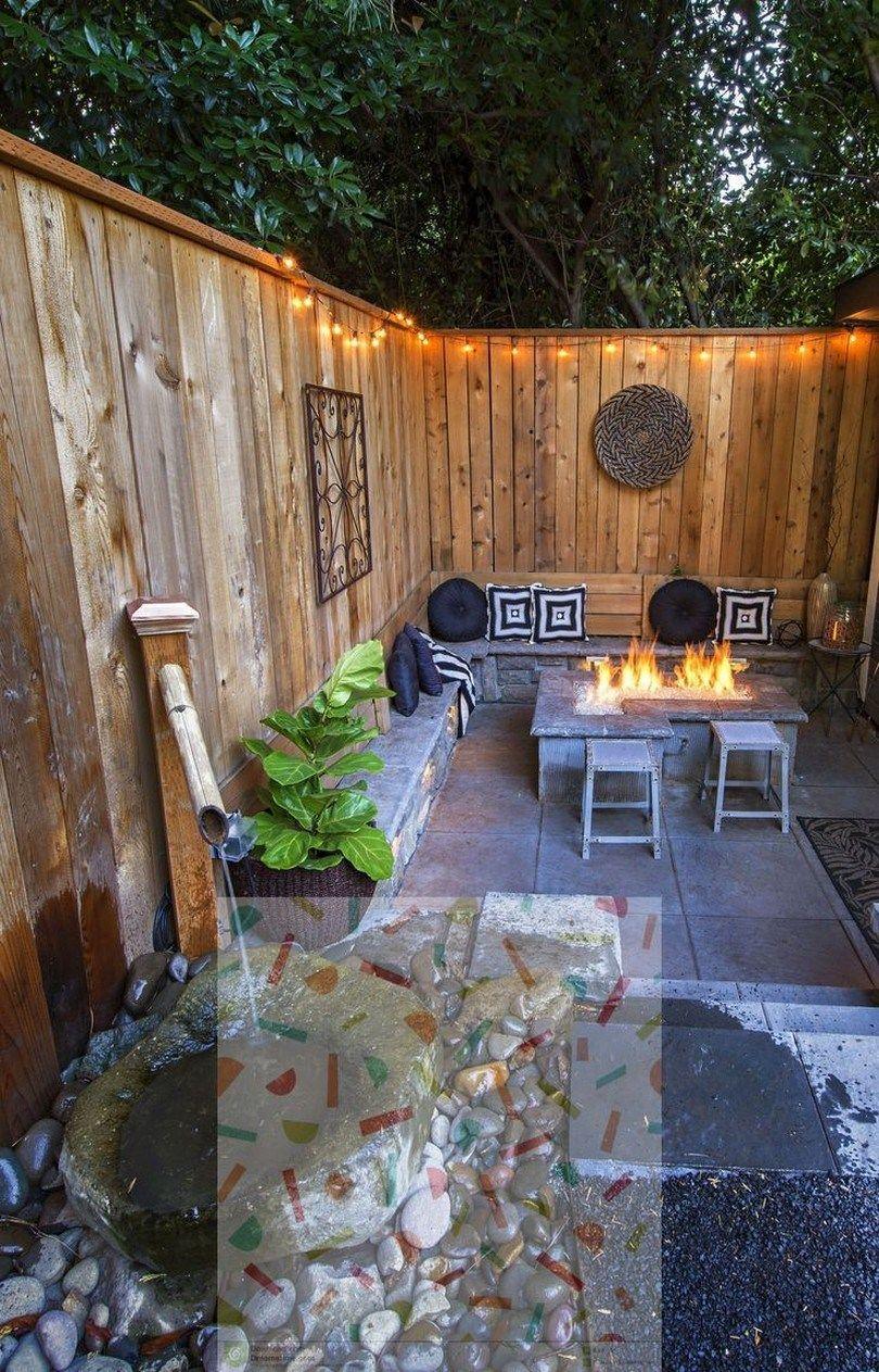 64 Small Patio Decorating Ideas On A Budget 64 Small Backyard