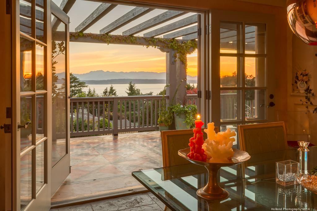 Dramatic Old World Villa with Modern Edges - Seattle, WA