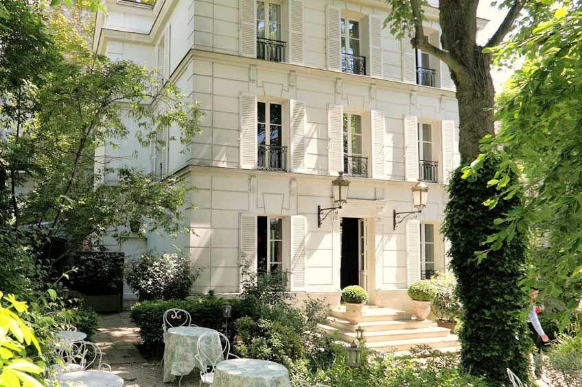 L Hotel Particulier Montmartre Dream Home Pinterest Paris