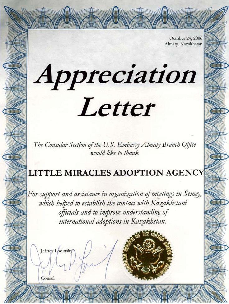 Appreciation Letter Hotel Staff Bank  Home Design Idea