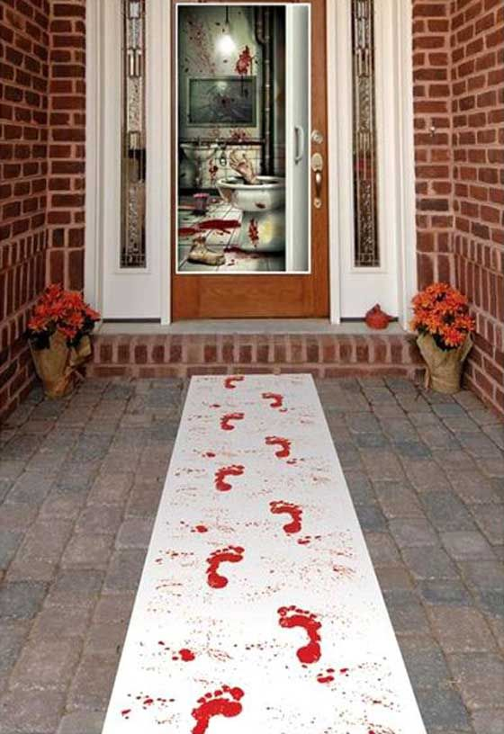 46 Successful DIY Outdoor Halloween Decorating Ideas Nobody Told You - simple halloween decorations to make