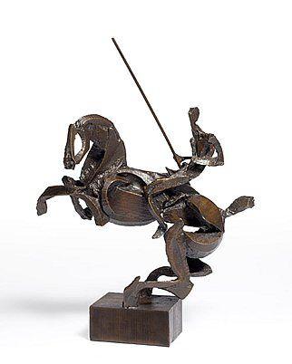 Sophie Dickens - Don Quixote