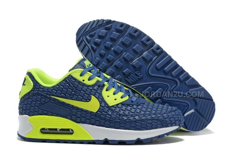 new styles get new usa cheap sale cheapest nike air max 90 premium bleu argent 70f9c c10c1