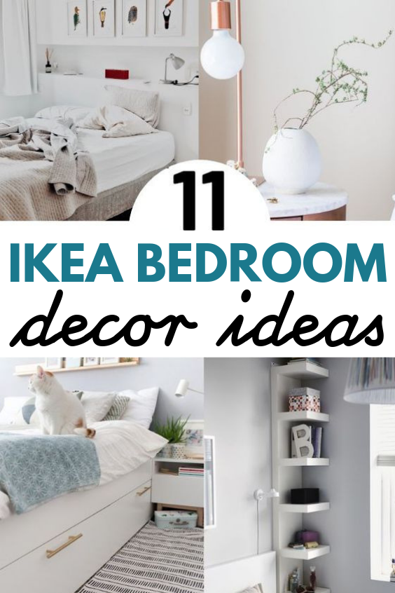 11 Genius Ikea Bedroom Hacks That Will Blow Your Mind Ikea Bedroom Furniture Ikea Bedroom Decor Ikea Hack Bedroom