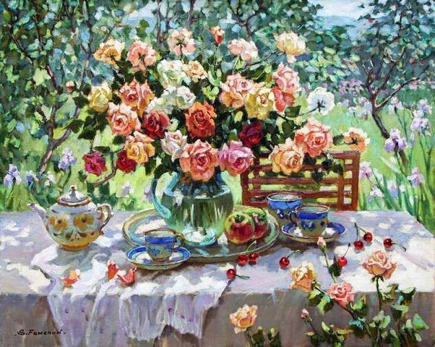 Галерея живописных впечатлений – Sammlungen – Google+