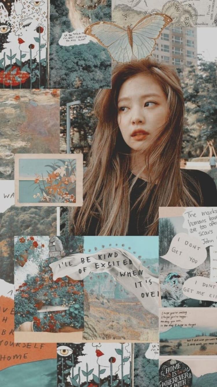 Pin By Jna On Girls Kpop Wallpaper Wallpaper Aesthetic Iphone Wallpaper