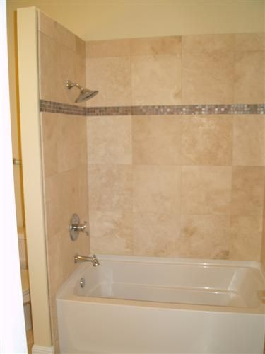 Updating Bathroom Ceramic Tile Around Tub If You Are
