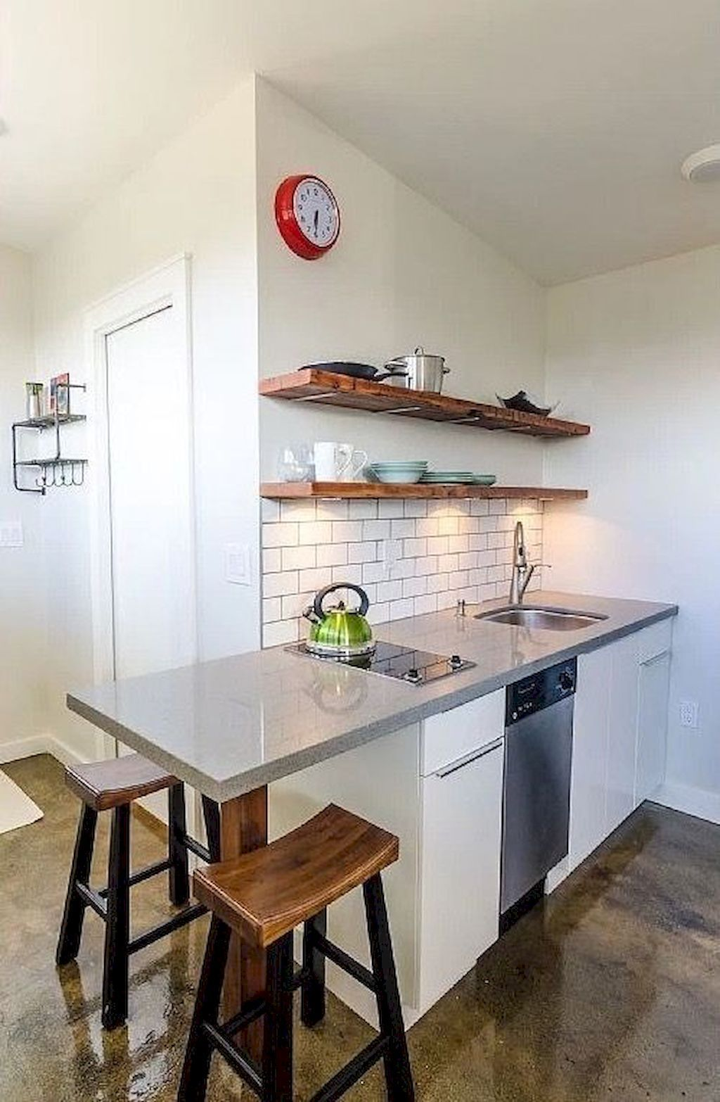 52 amazing tiny house kitchen design ideas #tinyhousekitchens