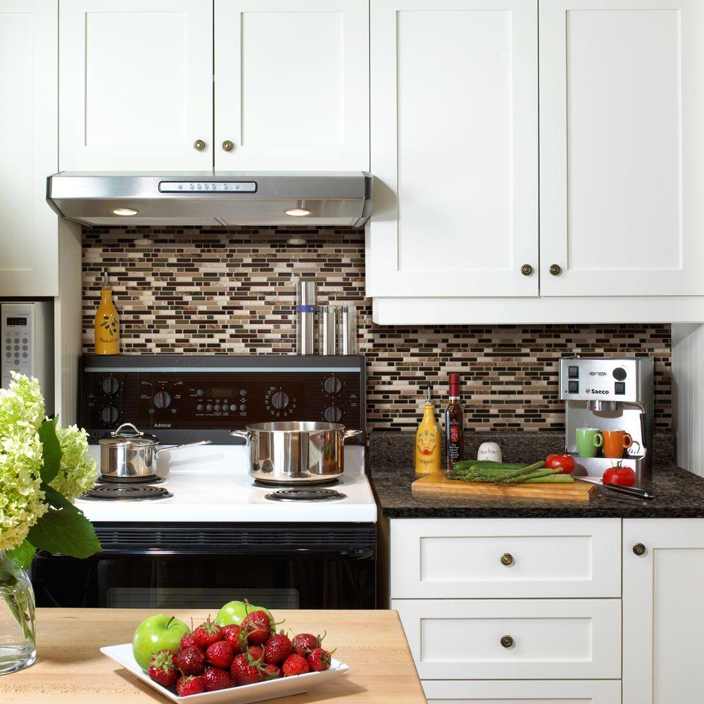 Smart Tiles Bellagio Keystone 1006 in W
