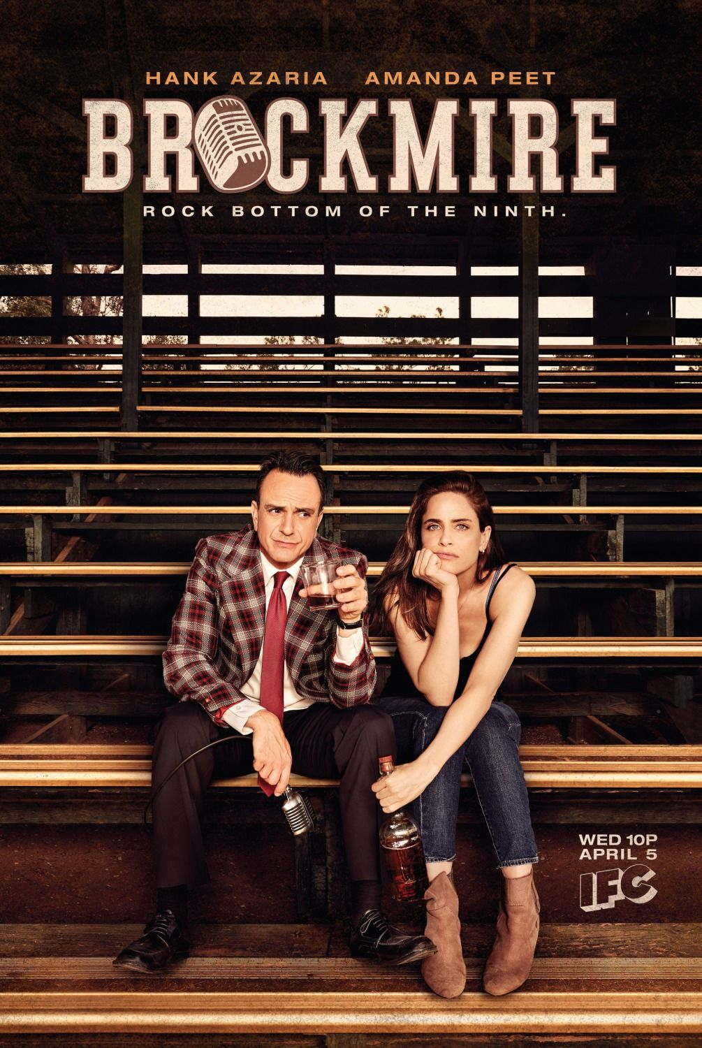 Image result for brockmire tbs