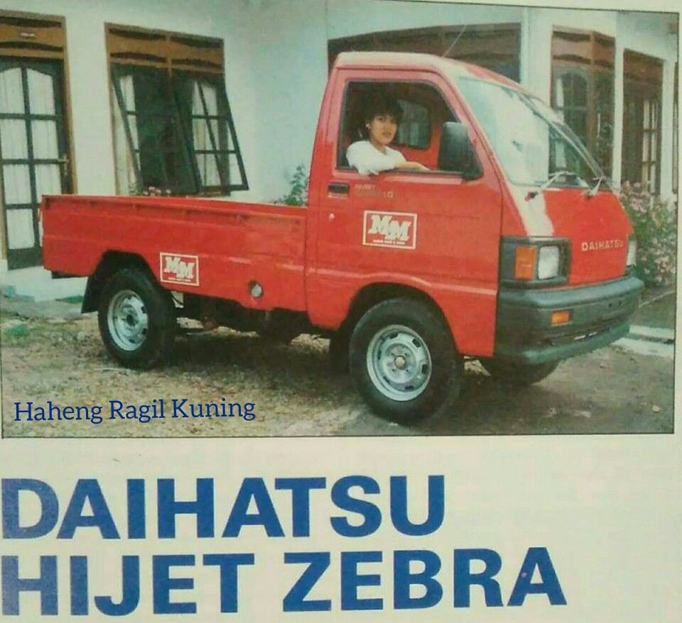 Daihatsu Zebra Mobil Indonesia