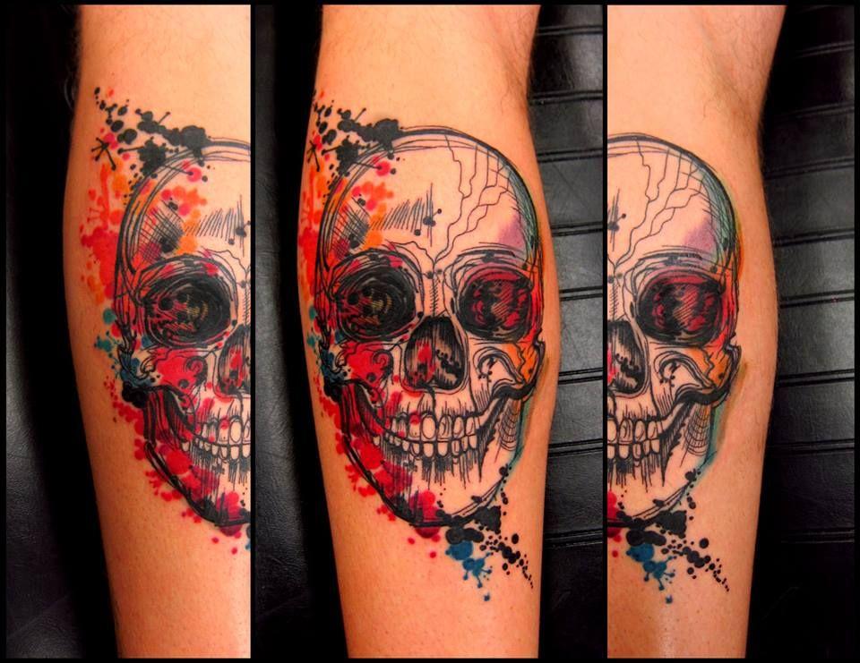 Kel tait tattoo artist melbourne victoria australia