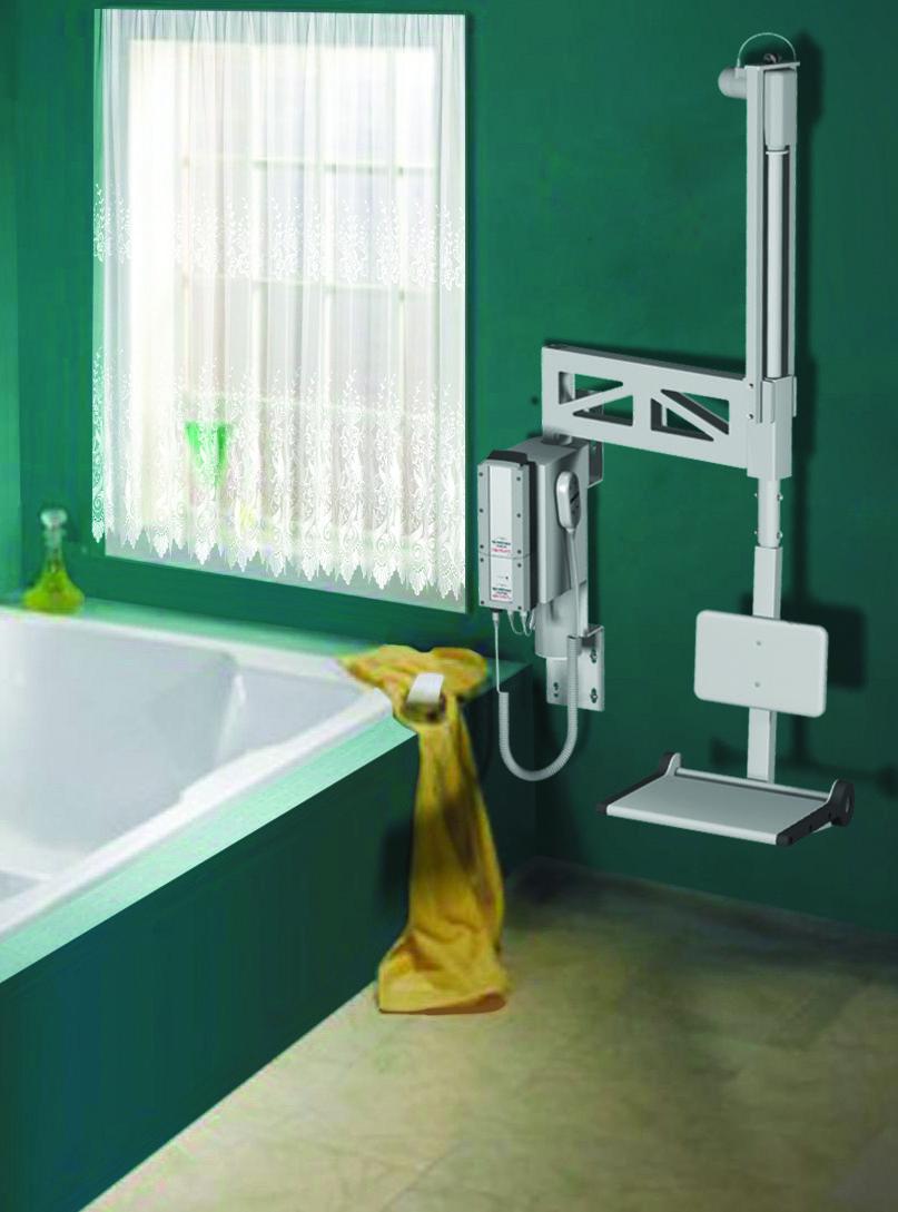 Bath Transfer, Tub Lift #accessibility | Wheelchair | Pinterest ...