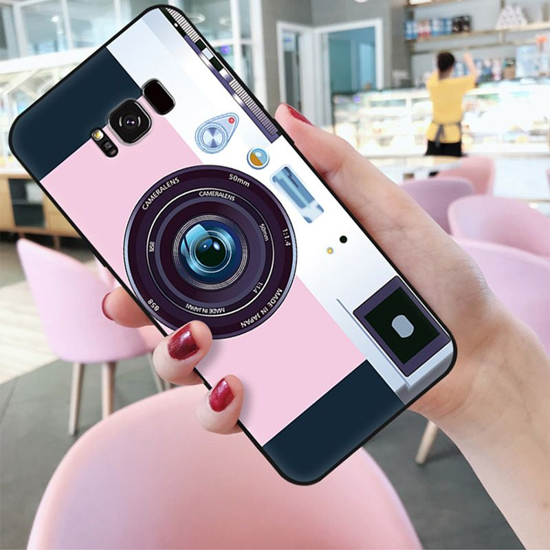 new style 78d3d 92fd9 Perfect Camera Case Cover For Samsung Note 9 8 S9 S8 Plus SGN904 in ...