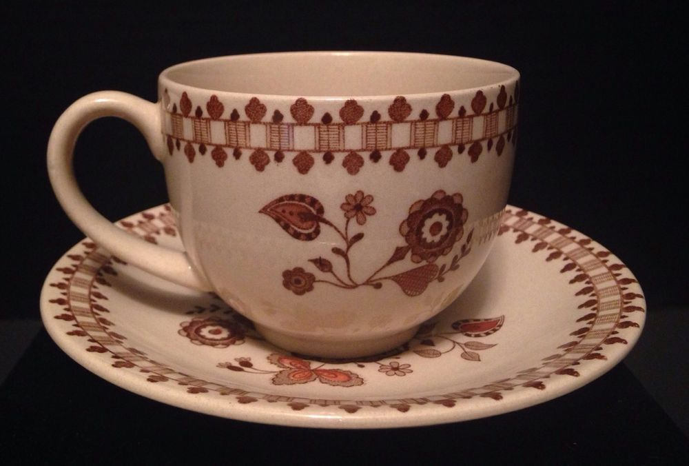 Johnson Bros Old Fashioned Coffee Cups