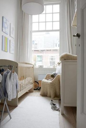 11 Hacks For Designing A Small Nursery E
