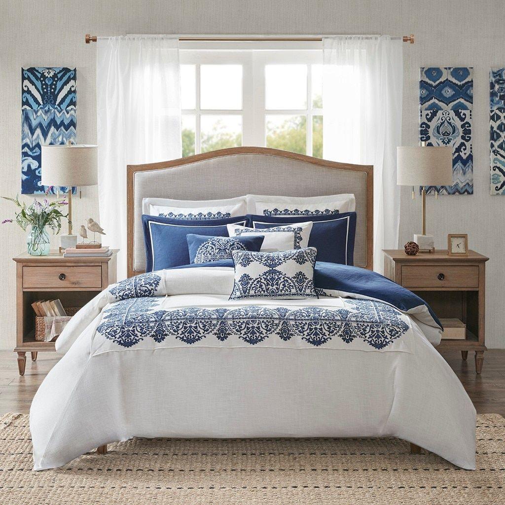 Indigo Skye Oversized Queen Size Comforter Set In 2019