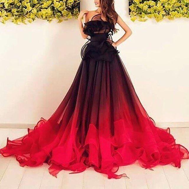 Instagram Photo By Futurefashionstate Via Iconosquare Gothic Wedding Dress Red Wedding Dresses Dresses