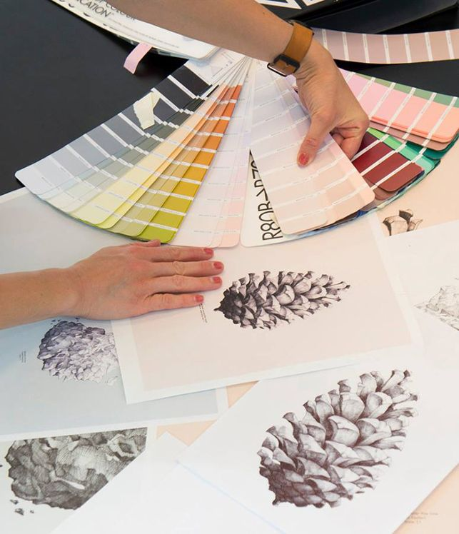 Form Us With Love for Paper Collective | NordicDesign